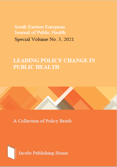 Leading Policy Change In Public Health